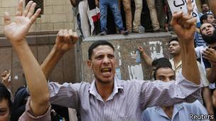 Сторонники Мурси