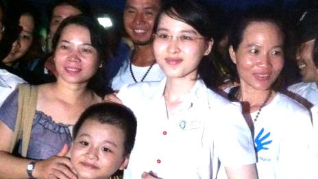 Nguyễn Phương Uyên ra tù