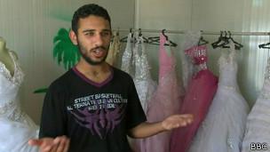 Tienda de vestidos de boda