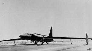 Avión espía U2
