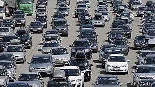La crisis del tráfico
