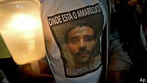 Protesta por Amarildo