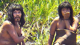 tribu indígena en Perú