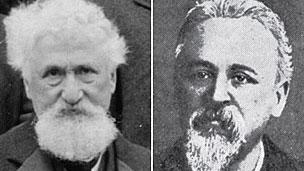 Inventores de la ametralladora