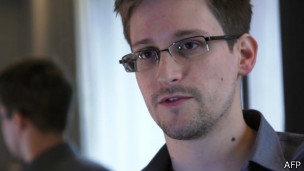 Edward Snowden, ex-funcionário da NSA