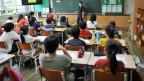 Escola na Coreia do Sul (AFP/ Arquivo)
