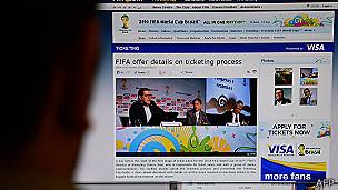 Página de la FIFA
