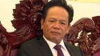 Ông Đào Hồng Tuyển, chủ tịch hội đồng quản trị tập đoàn Tuần Châu