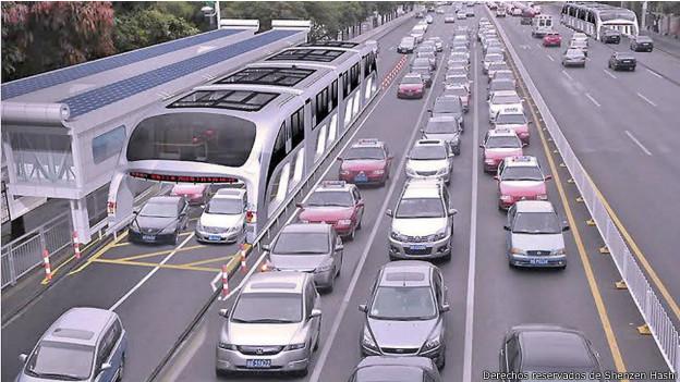 3D Express Fast Bus