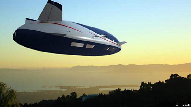 Aeroscraft