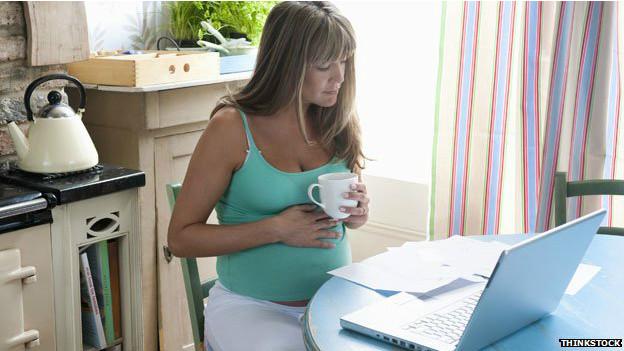 गर्भवती महिला
