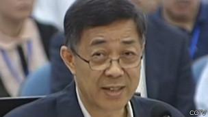 薄熙来在济南中院庭上发言(24/8/2013)