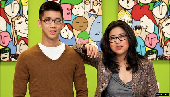 Основатели Homejoy Аарон и Адора Чунг сначала убирали помещения клиентов собственноручно