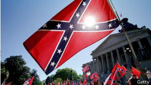 Флаги южной Конфедерации