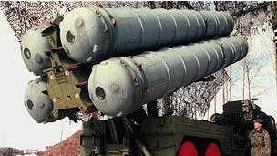 Misiles S-300