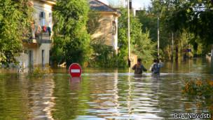 04/09/2013. К 6-9 сентября ожидается рост уровня реки до 830 сантиметров.  Рассказать друзьям.