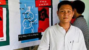 Blogger Phan Thanh Hải