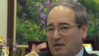 Faisal Mekdad, vicecanciller sirio