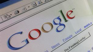 pantalla de Google
