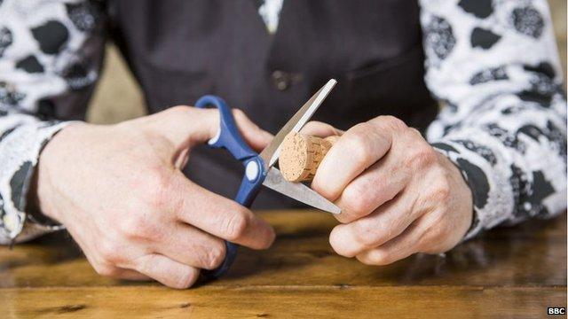 Instrucciones para hacer una brújula