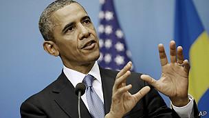 Presidente de EEUU Barack Obama