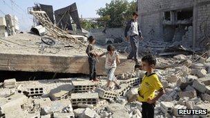 El conflicto en Siria