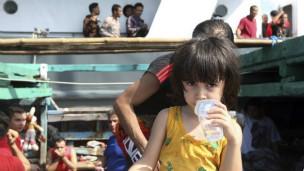 Thuyền nhân tị nạn