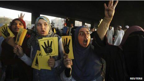 Mesir Bubarkan Ikhwanul Muslimin
