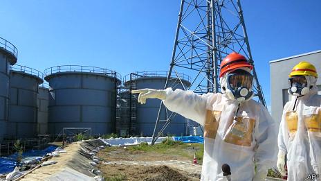 Thảm họa hạt nhân ở Fukushima