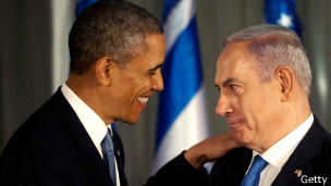 Barack Obama e Binyamin Netanyahu | Photo: Getty