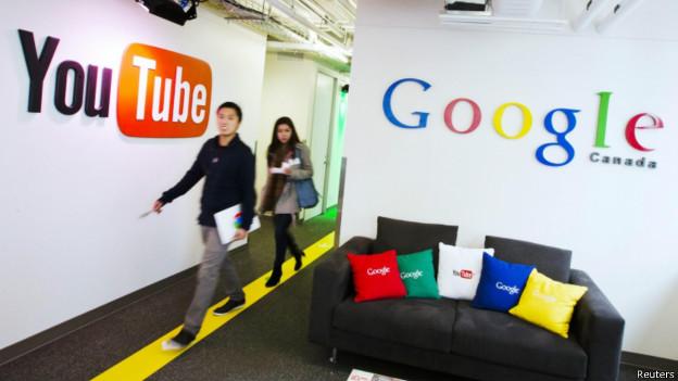 गूगल के कनाडा स्थित दफ्तर