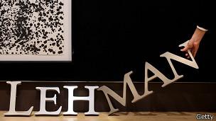 Lehman nombre partido