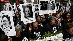 Protesta en Chile