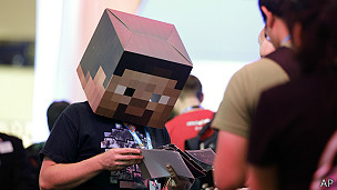 minecraft, game developer