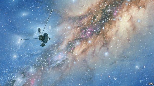 अमरीकी अंतरिक्ष यान वोएज़र-एक