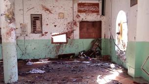 मस्जिद पर हमला ( फाइल फोटो )