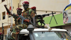Des combattants de la Séléka