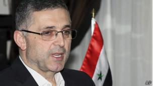Ali Haidar, ministro de reconciliación nacional de Siria