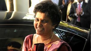 Shirani Bandaranayaka