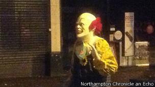 El payaso de Northampton