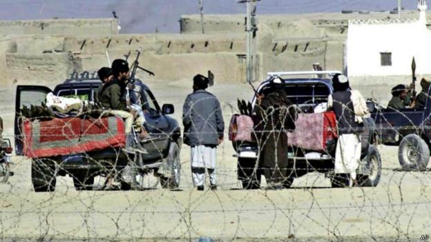 तालिबान लड़ाके