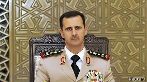 Bashar al-Assad. Foto: Reuters