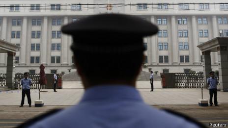 薄熙来案即将在济南中院宣判(22/09/2013)