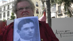 Anselma Guillermina Gómez. Foto: Sandra la Fuente /BBC