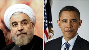 Rouhani và Obama
