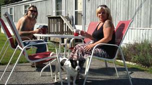 propietarios de casa móvil en Oak Haven