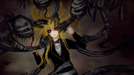A personagem Mary e os demônios | Divulgação