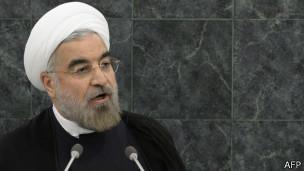 Tổng thống Rouhani của Iran tại LHQ