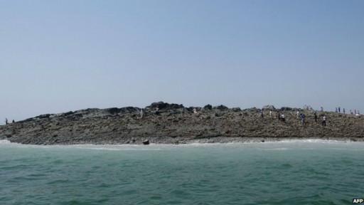Pulau di Pakistan