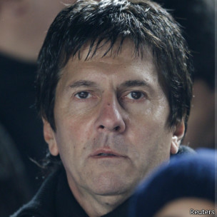 Jorge Horacio, padre de Messi